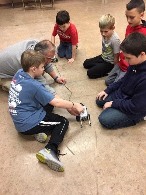Ohio County 4-H Robot Club